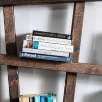 Ouseburn Bookshelf | Wall Mounted Bookshelf | Handmade UK